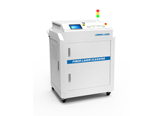 200W New Design Fiber Laser Cleaning Machine
