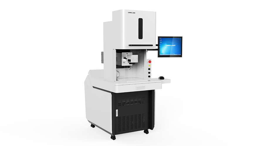 CCD laser marking machine